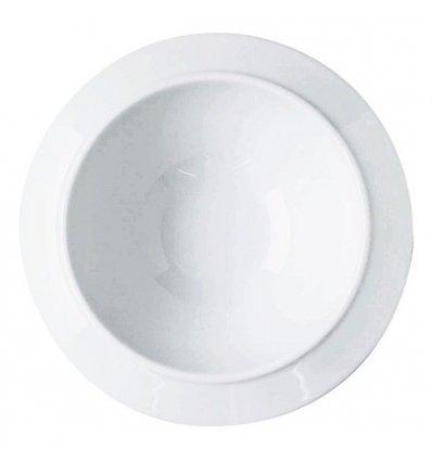 Alessi - Set de 6 bols - BAVERO - Porcelaine blanche