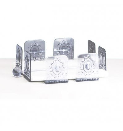 Paper towels holder - BAROQUE & ROCK - Transparent - Baci Milano