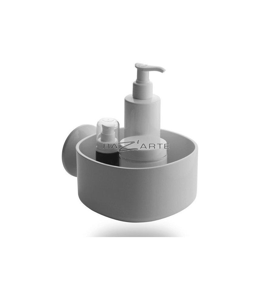 acheter porte savon pour douche ou baignoire birillo par alessi chez bazarte objets et cadeaux. Black Bedroom Furniture Sets. Home Design Ideas