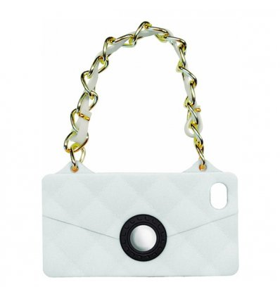 Protection for I-Phone 4/4S - CHAIN - Baci Milano