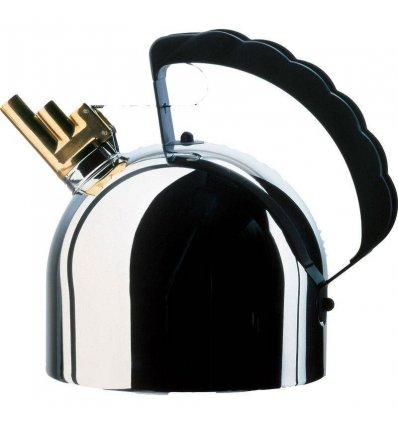 Alessi - Bouilloire - 9091 - modèle avec fond en acier inoxydable - 2 litres