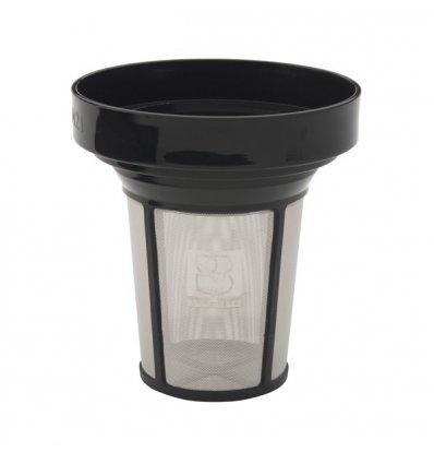 Bredemeijer - Filtre à thé universel - DUET - acier inoxydable et plastique