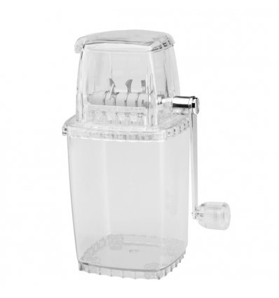 Manual Ice Crusher - transparent - Leopold