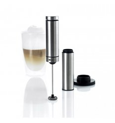 Milk frother and sauces - RAPIDO - stainless steel