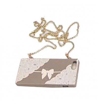 Protection for I-Phone 5 - GLAMOUR - Baci Milano