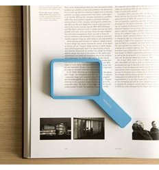 Magnifying glass - LOUPE