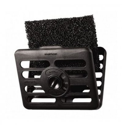 Deodorizing filter - ODORSORB - for bins, closets, etc.. - Simplehuman