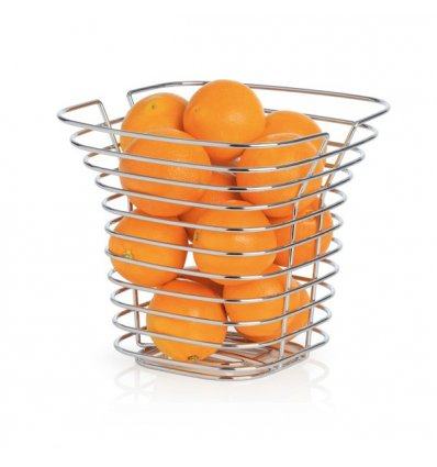 Fruit basket - SONORA - Height 23.5 cm - Blomus