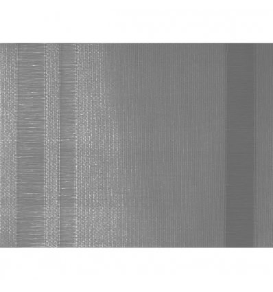 Chilewich - Set de table - TUXEDO - Silver