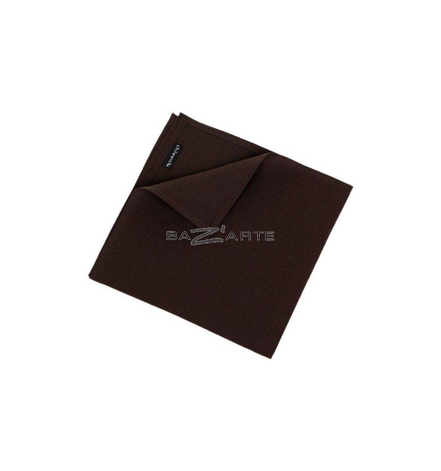 Acheter serviette de table single lin 53 x 53 cm par - Serviette table lin ...