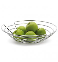 Corbeille à fruits et légumes - WIRES - Diamètre 36 cm