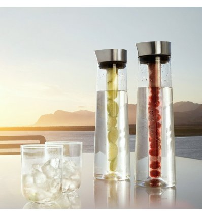 Cooling Carafe - ACQUA COOL - 1.2 liter - Blomus