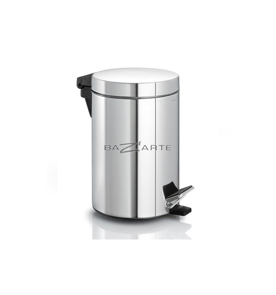 acheter poubelle salle de bains cuisine nexio 2 5 l par blomus chez bazarte objets et. Black Bedroom Furniture Sets. Home Design Ideas