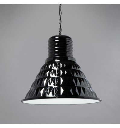 Kare Design - Suspension - PRISMA - noire - 55 cm