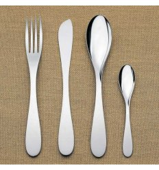 Cutlery set - EAT.IT - Stainless Steel - 24 elements