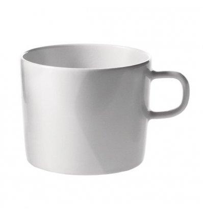 A di Alessi - Set de 4 tasses à thé- PLATEBOWLCUP - Porcelaine