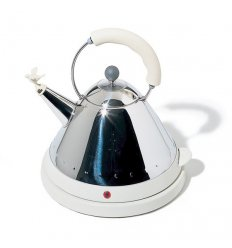 Cordless Electric Kettle - MICHAEL GRAVES - white