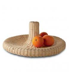 Centerpiece - VIME - woven rattan