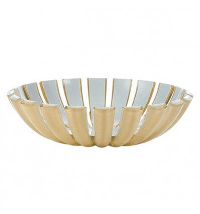 Basket - GRACE - Diameter 25 cm - Plastic - Guzzini