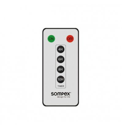 Remote control for candle lamp FLAME LED - Sompex