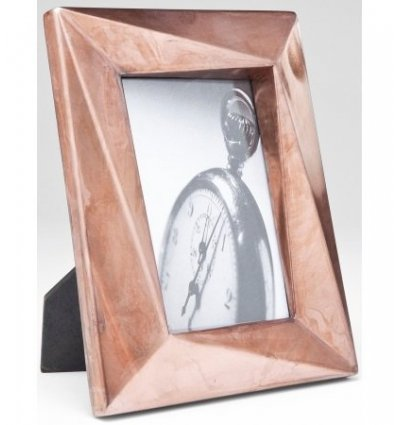 Cadre photo en cuivre - RIFUGIO - 10x15