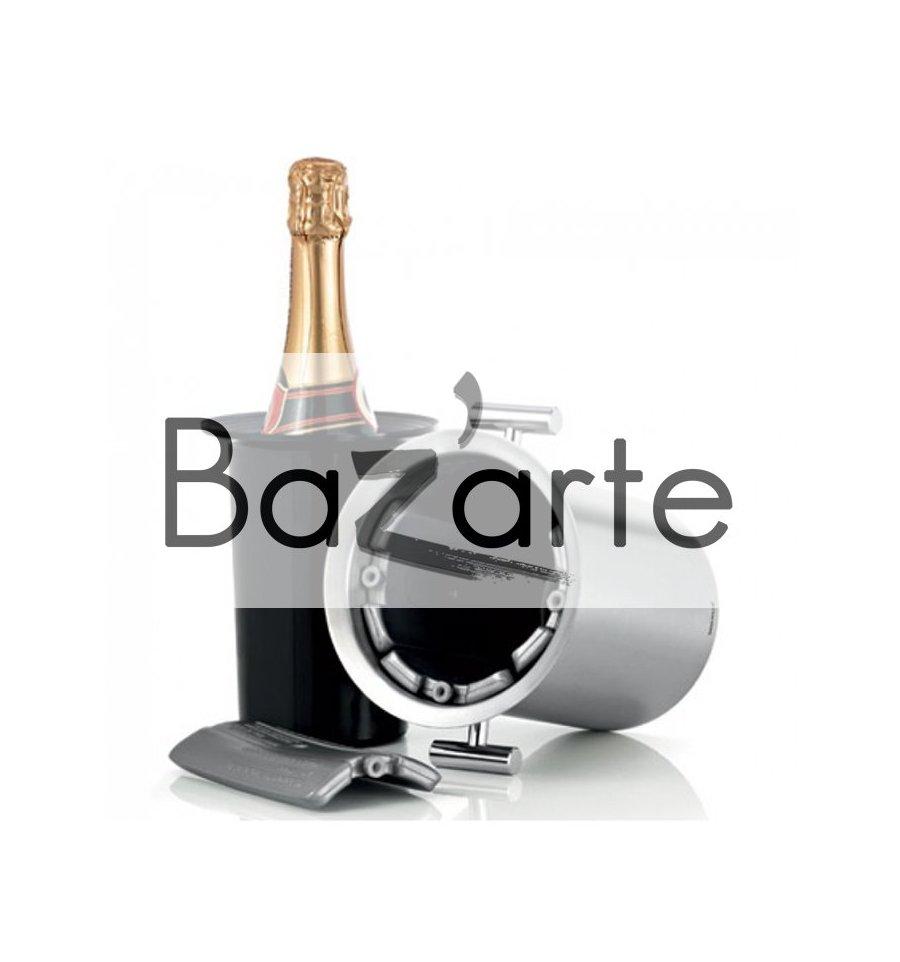 seau bouteille lounge bazarte objets et cadeaux design. Black Bedroom Furniture Sets. Home Design Ideas
