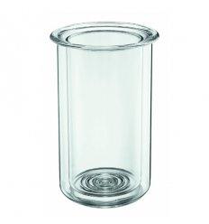 Rafraichisseur à bouteille transparent