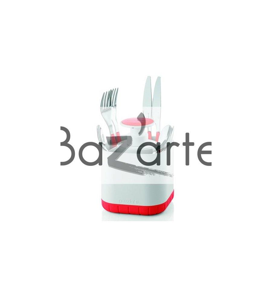 Egouttoir couvert my kitchen bazarte objets et cadeaux for Dresser table couverts