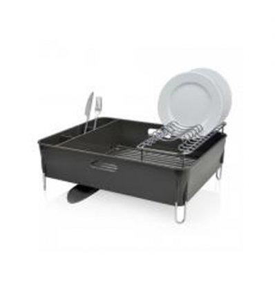Egouttoir vaisselle gris