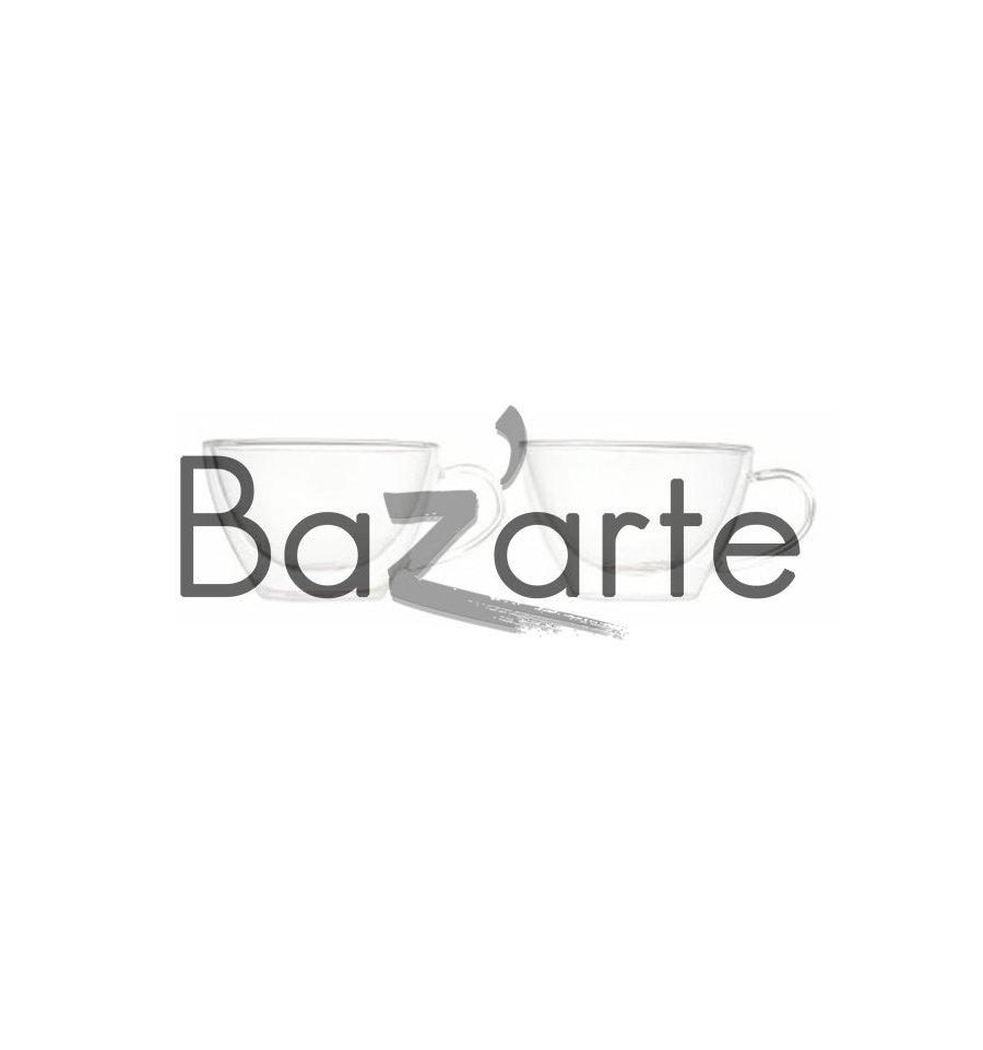 tasse cappucino double paroi bazarte objets et cadeaux design. Black Bedroom Furniture Sets. Home Design Ideas