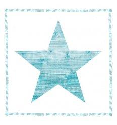 Serviette en papier décorative - Star Fashion ocean