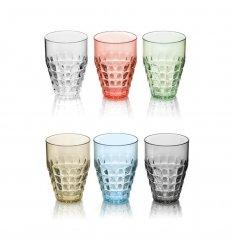 Set de 6 verres haut - TIFFANY