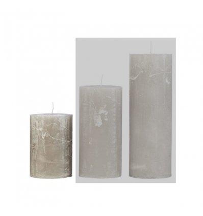 Bougie - Coloris Stone