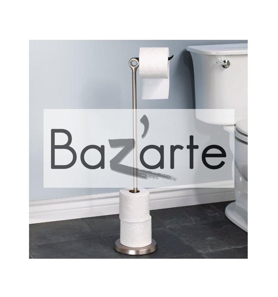 Porte Rouleau Wc Tucan Bazarte Objets Et Cadeaux Design