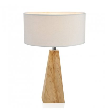 Lampe de table conique