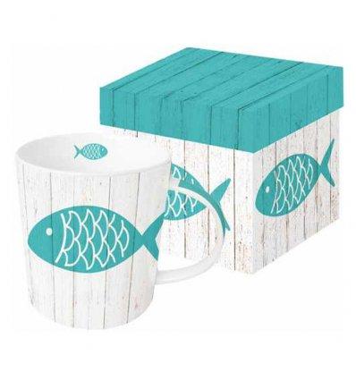 Mug - Cabana Fish