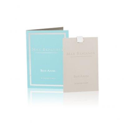 Carte parfumée - Max Banjamin