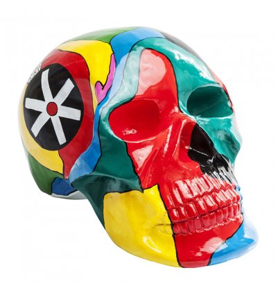 """Crâne décoratif """"Skull Colore"""""""