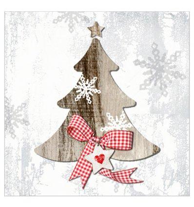Serviette en papier décorative - Country Tree