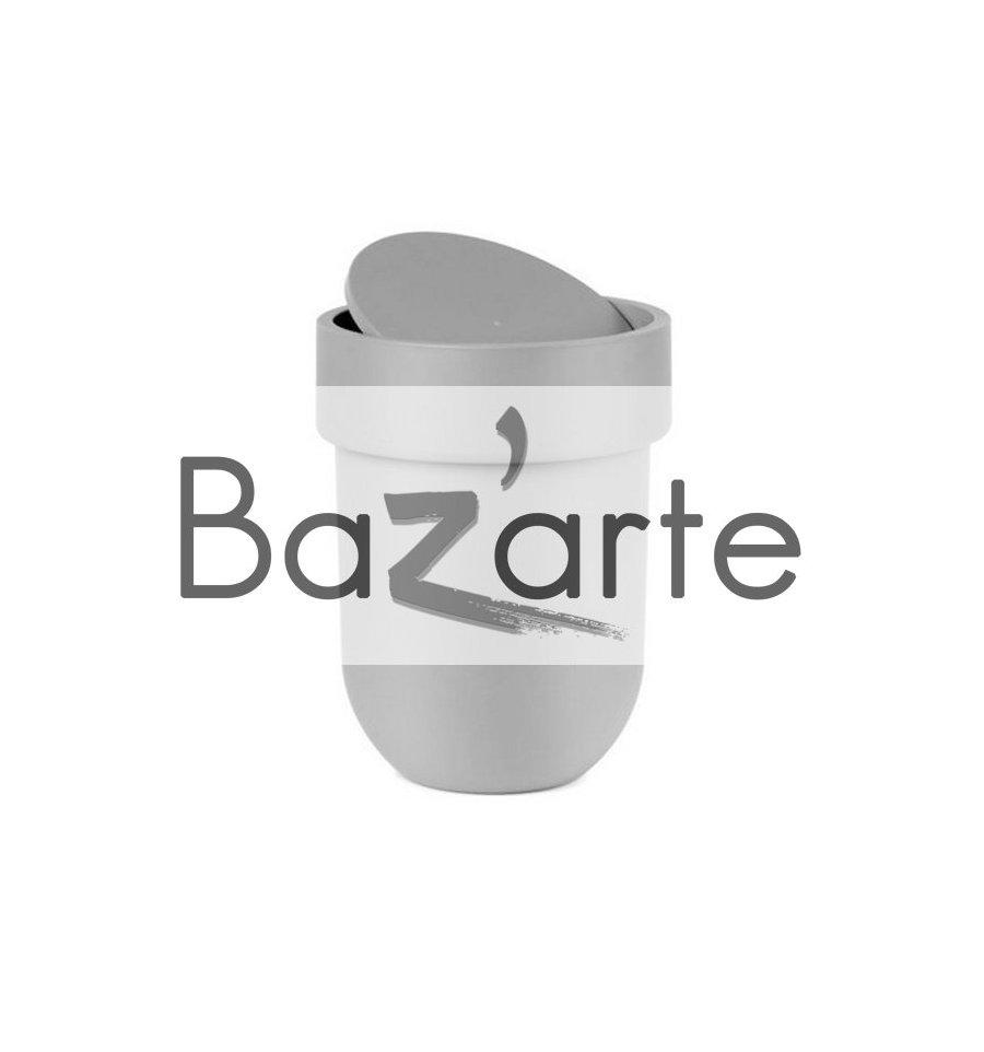 poubelle de toilette touch bazarte objets et cadeaux design. Black Bedroom Furniture Sets. Home Design Ideas
