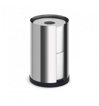 Support papier toilettes nexio bazarte objets et - Support papier toilette design ...