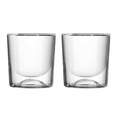 Lot de 2 verres - GOCCE - 27cl