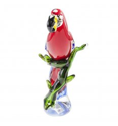 Figurine - PARROT ROUGE
