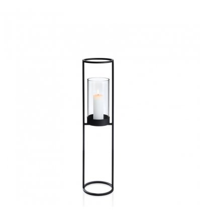 Lanterne bougie - NERO - S