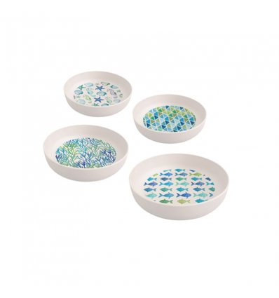 Bol - Aquarell Beach - set de 4