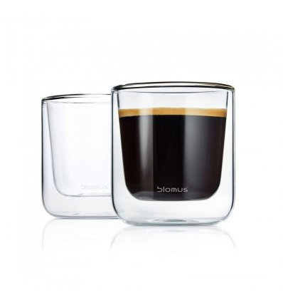 Set de 2 tasses expresso - NERO